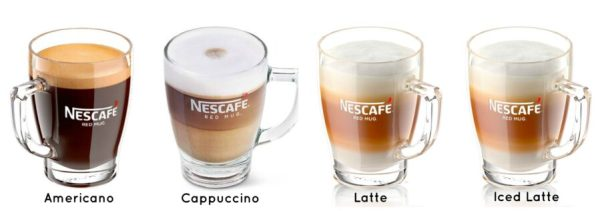 Nescafe Red Mug Coffee