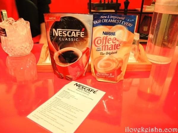 Nescafe red mug launch 2