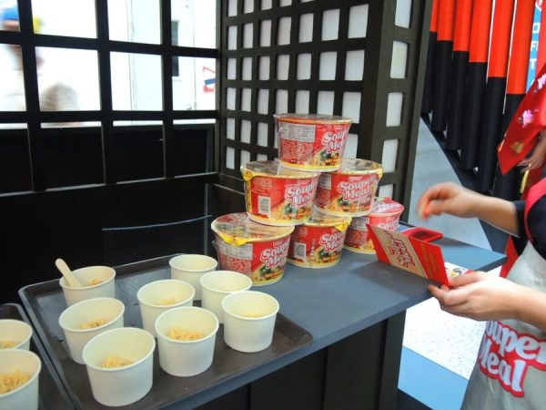 Nissin Souper Food Trip Event 8