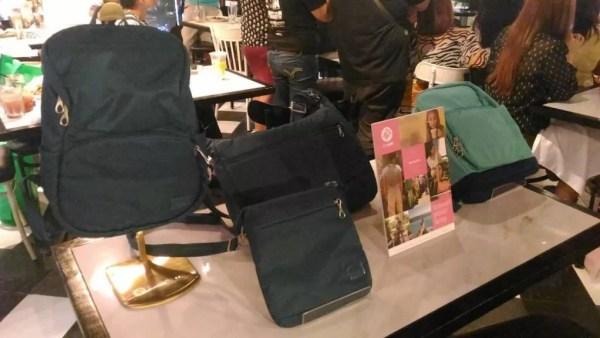 Pacsafe Bags 1