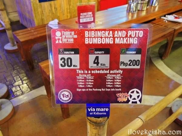 Paskong Kai Saya KidZania Manila 4