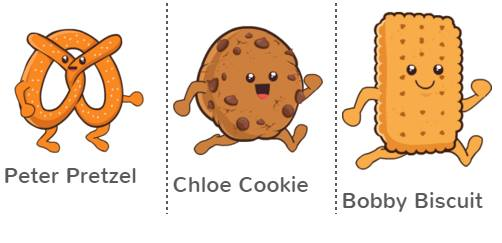 Biscuit Run Characters