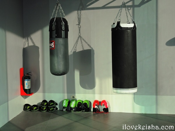 Fitness First Platinum Club Viridian Boxing