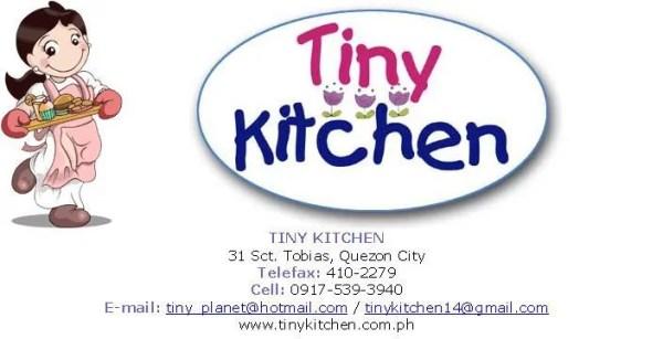 5. Tiny Kitchen