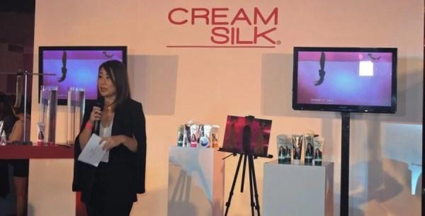 Cream Silk Transformations Event 1