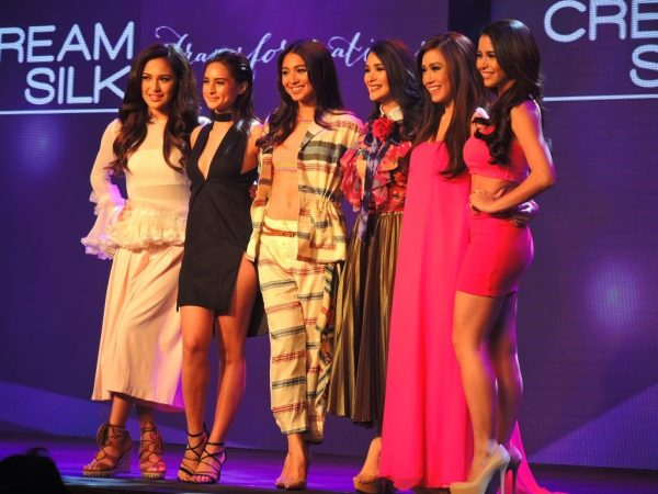 Cream Silk Transformations Event 16