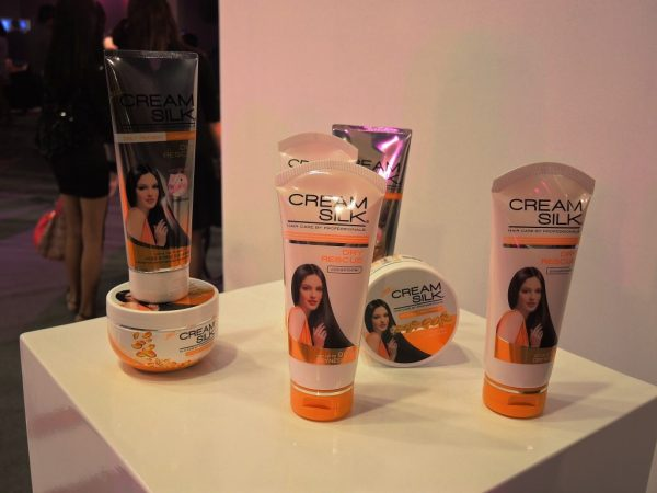Cream Silk Transformations Event 7