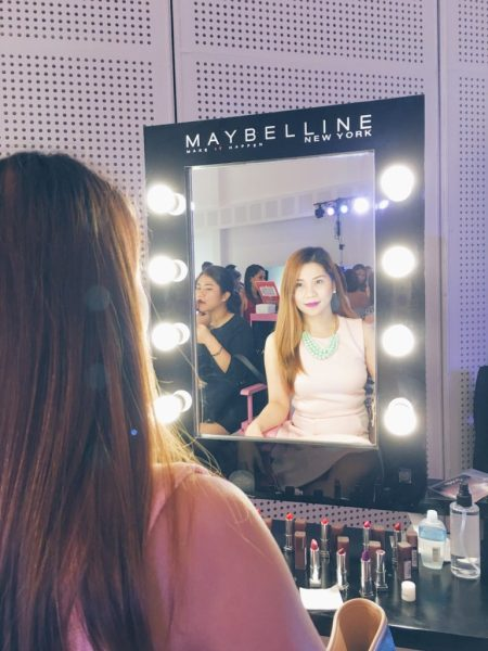 Maybelline Make It Happen Launch