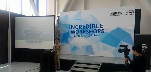 Asus Incredible Lifestyle Workshop