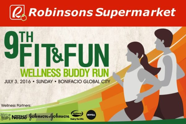 RSC-9th Fit and Fun Buddy Run