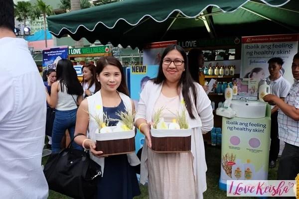 Robinsons Supermarket Wellness Festival 2016