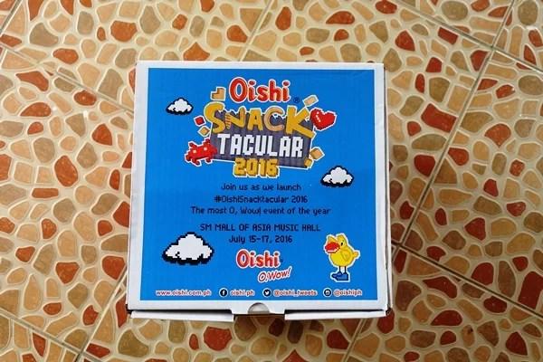 Oishi Snacktacular 2016 b