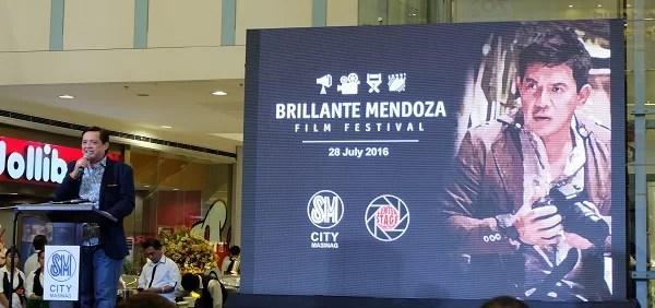 Brillante Mendoza Taklub SM MASINAG