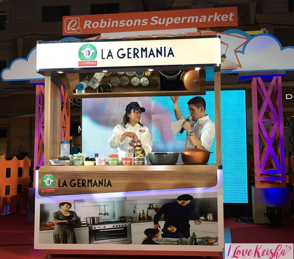 Robinsons Supermarket Celebrate Launch
