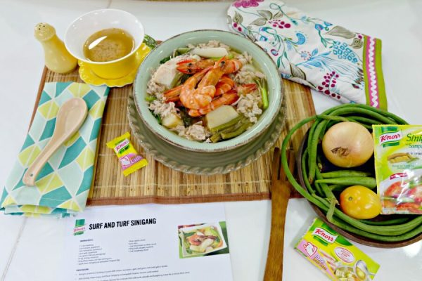 Knorr Surf and Turf Sinigang