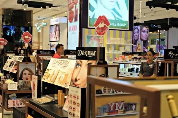 SM Lipstick Fest SM Makati 7