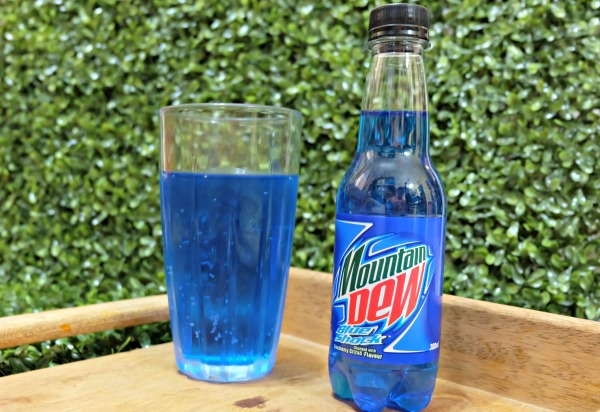 Mountain Dew Blue 1