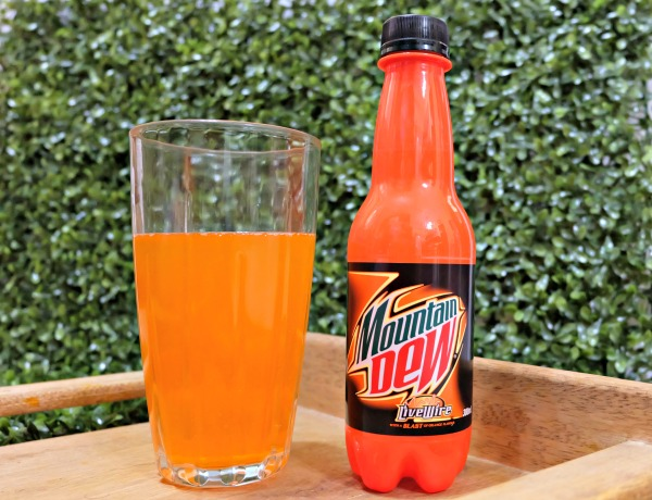 Mountain Dew Orange 1