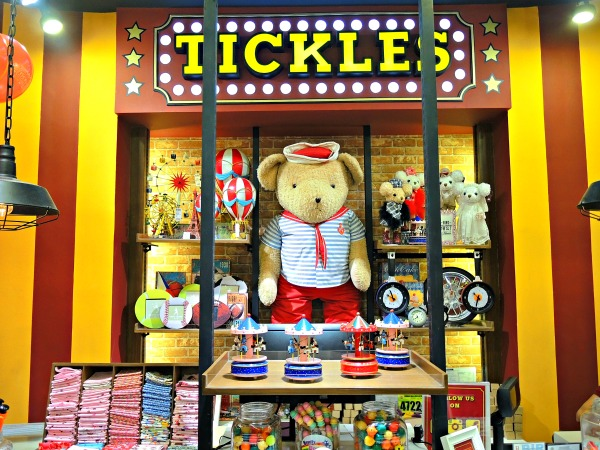tickles-a