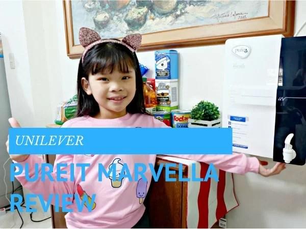 Unilever Pureit Marvella Review