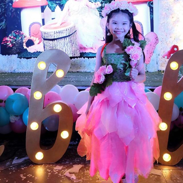 Best in Costume at Kyli Isabellis 1st Birthday  Keishahellip