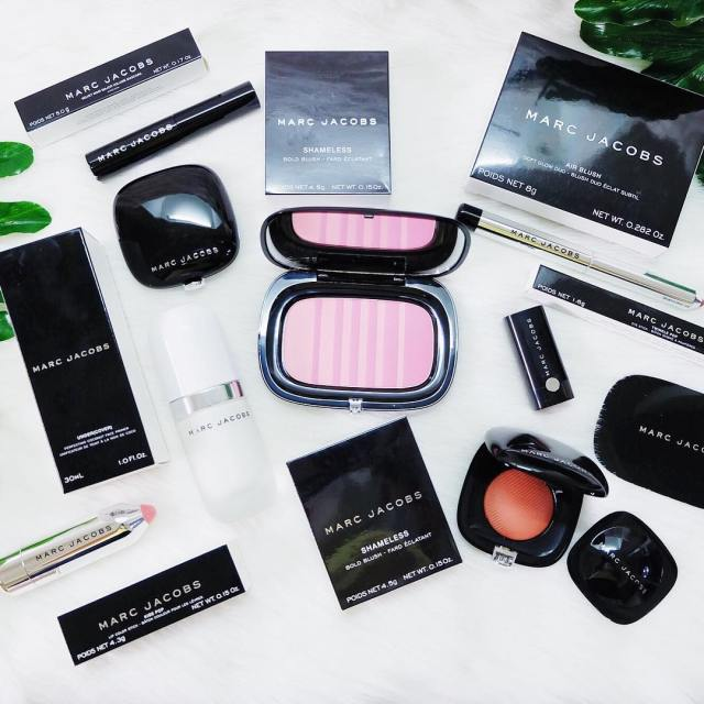 Current favorites from marcjacobsbeauty sephoraph KFBeauty ILKBeauty
