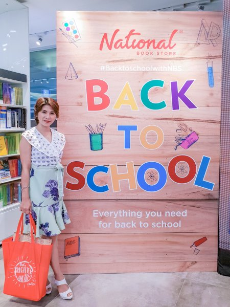 Back To School Shopping With National Book Store Shopping Tips I