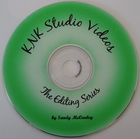 Editing Series CD