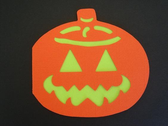 Pumpkin Notecard by Stellar Stationery