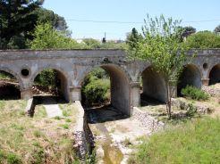 The old bridge of Potamos