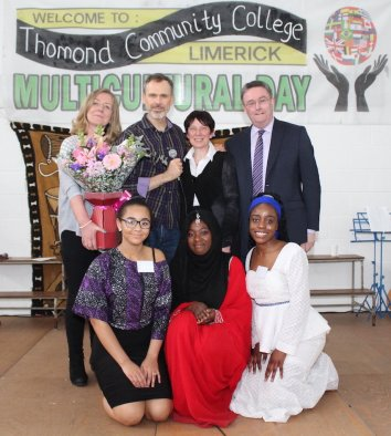 Thomond Community College Multicultural Day 2018