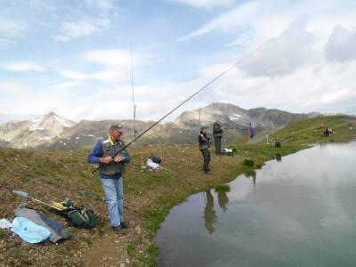 livigno gara di pesca XI Memorial Galli Giorgio 3