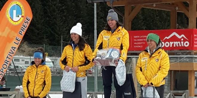 Sci nordico, i campioni regionali
