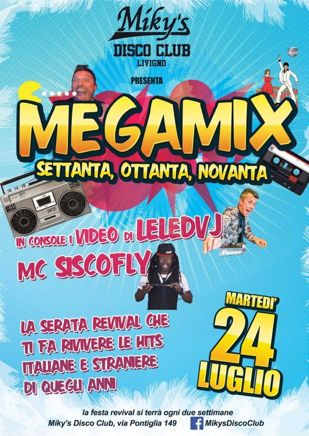 MEGAMIX 70'80'90'