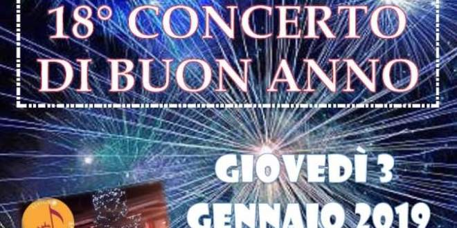 18° Concerto di Buon Anno