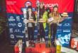 I vincitori della coppa Europa di Freestyle al Mottolino di Livigno
