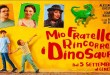 "Cineforum ""Mio fratello rincorre i dinosauri"""