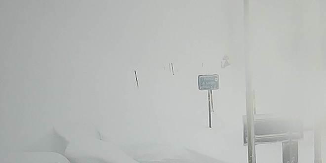 Passo Forcola chiuso definitivamente per la stagione invernale
