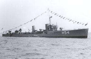 HMS Saladin