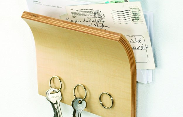 Umbra Magnetter Wall-Mount Key & Mail Organizer
