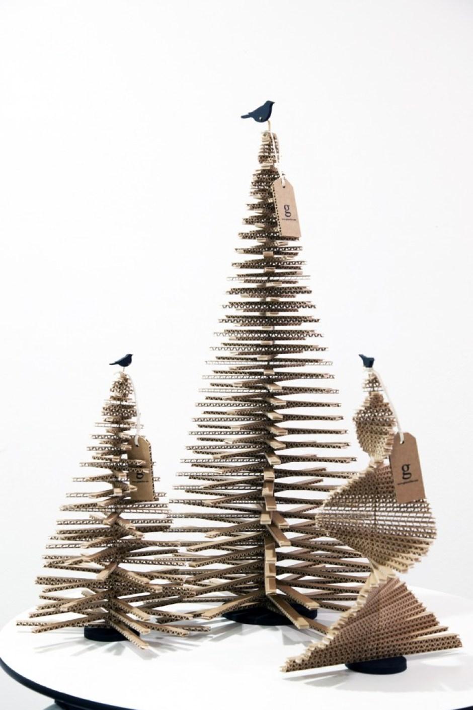 Modern Christmas Tree - Giles Miller