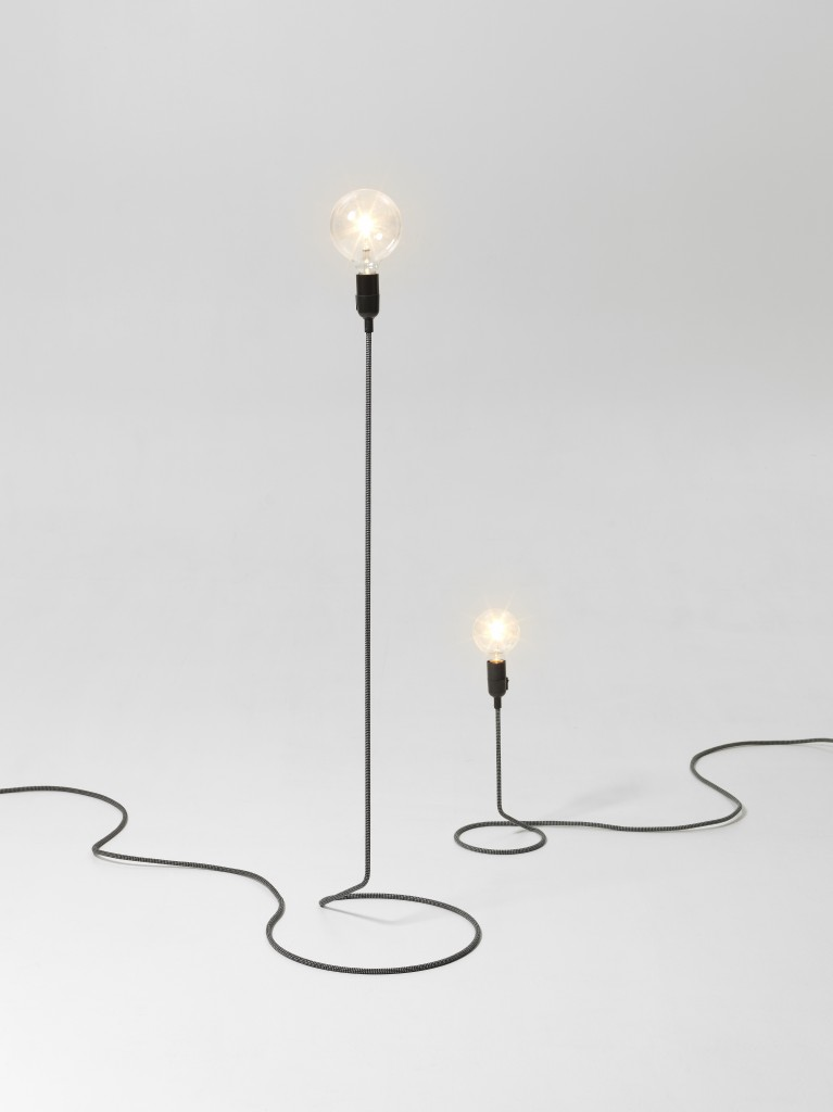 Cord Lamp by Design House Stockholm - Modern Floor Lamp