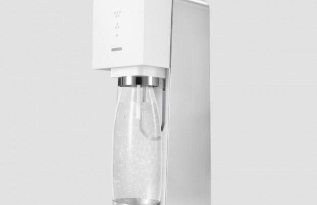 SodaStream Source Home Soda Machine Designed by Yves Behar
