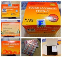 Fern-C Vitamin Sodium Ascorbate Capsule Review