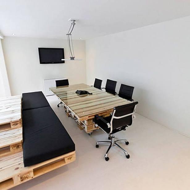 oficina de palets