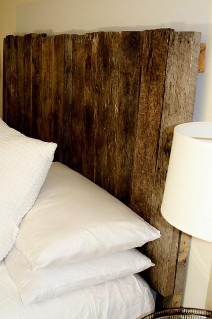 8 puertas espectaculares hechas con madera de palet i - Cabeceros hechos con palets ...