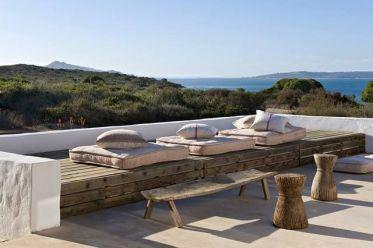 terrazas de palet con encanto