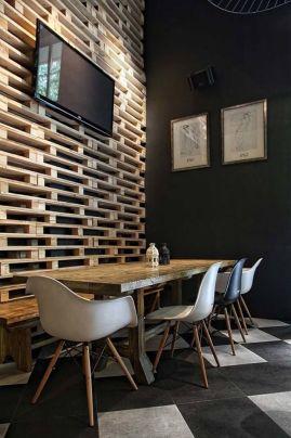 restaurantes con palets