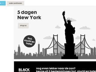 HEMA Black Friday stedentrip naar New York
