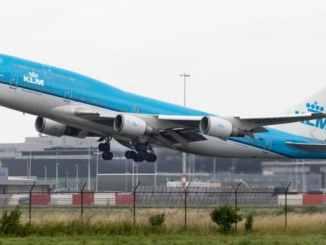 KLM Boeing 747 PH-BFC